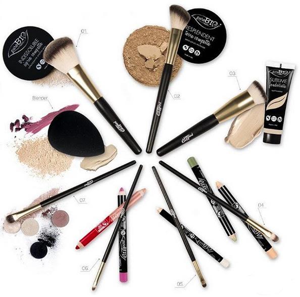 Organic Make-Up 2017