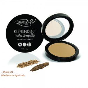 Resplendent Bronzing Powder - Shade 01