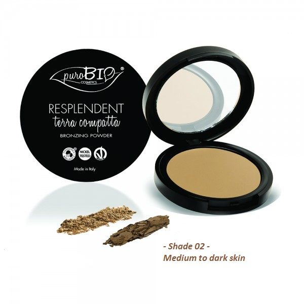 Resplendent Bronzing Powder - Shade 02